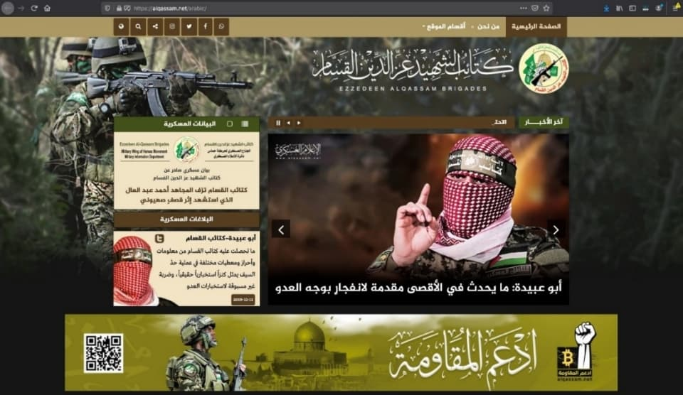 US disrupts 3 major cryptocurrency campaigns run by terror groups
