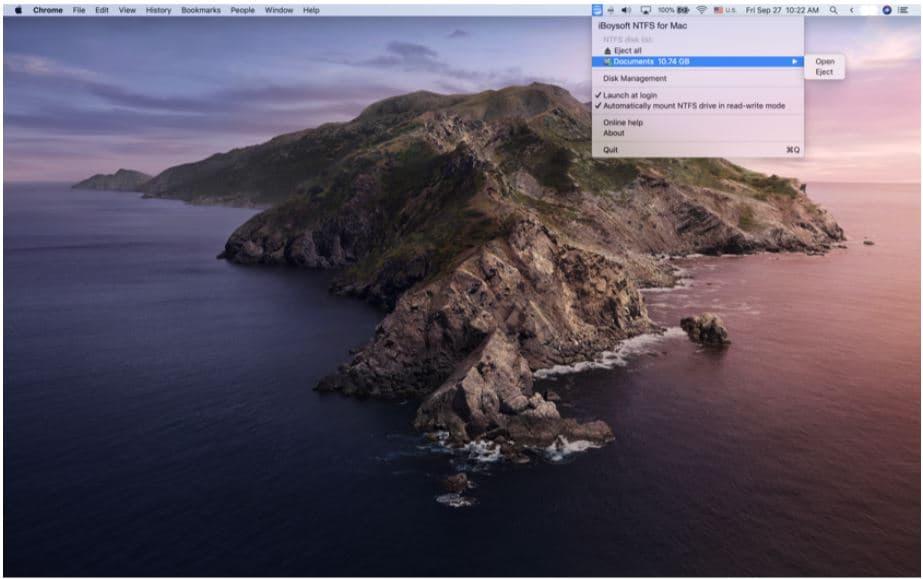 Fix External Hard Drive Read-only on Mac 2020