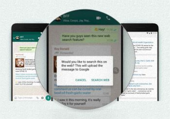 WhatsApp's new fact-check feature lets users identify fake information