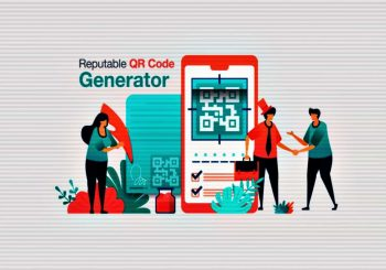How to choose reputable QR Code generator with logo for business?