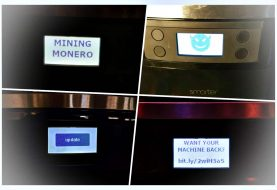 White hat hacker infects smart coffee machine with ransowmare