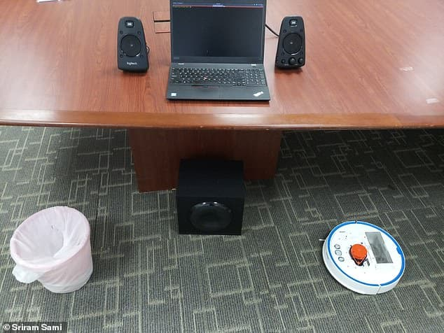 Robotic vacuum cleaners could be hacked to spy on you