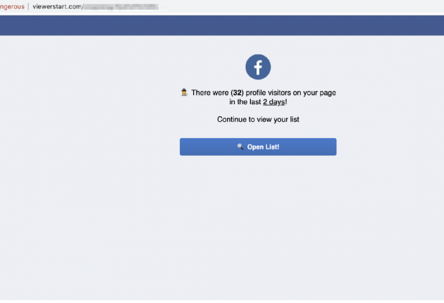Phishing page that stole Facebook credentials (Image: vpnMentor)
