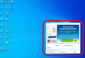 Free WinZip trial popup vulnerability lets hackers drop malware