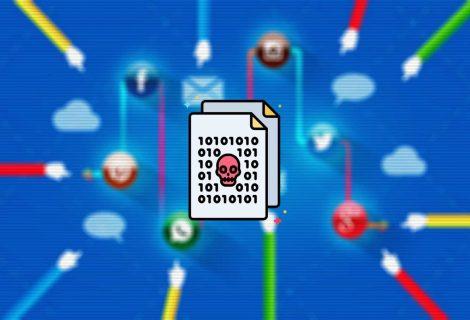 Hackers hiding skimming malware behind social media sharing icons