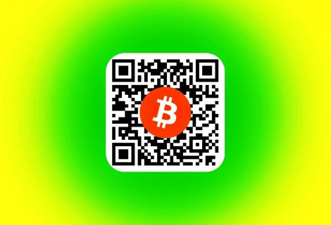 How to make a QR code to accept Bitcoin while keeping it secure
