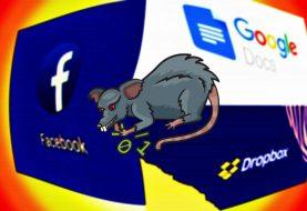 MoleRats using Facebook, Dropbox, Google Docs to spread malware