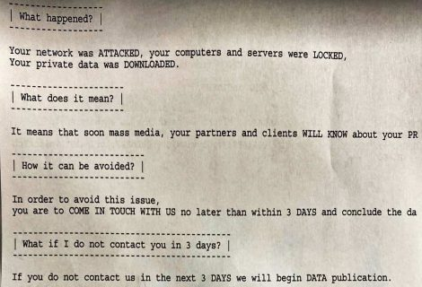 Ransomware attack disrupts Metro Vancouver's payment systems