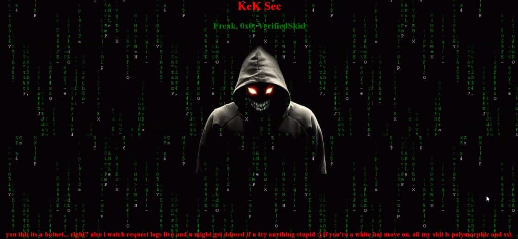 """Researchers discover """"FreakOut"""" attacks intended to create malicious IRC Botnet"""