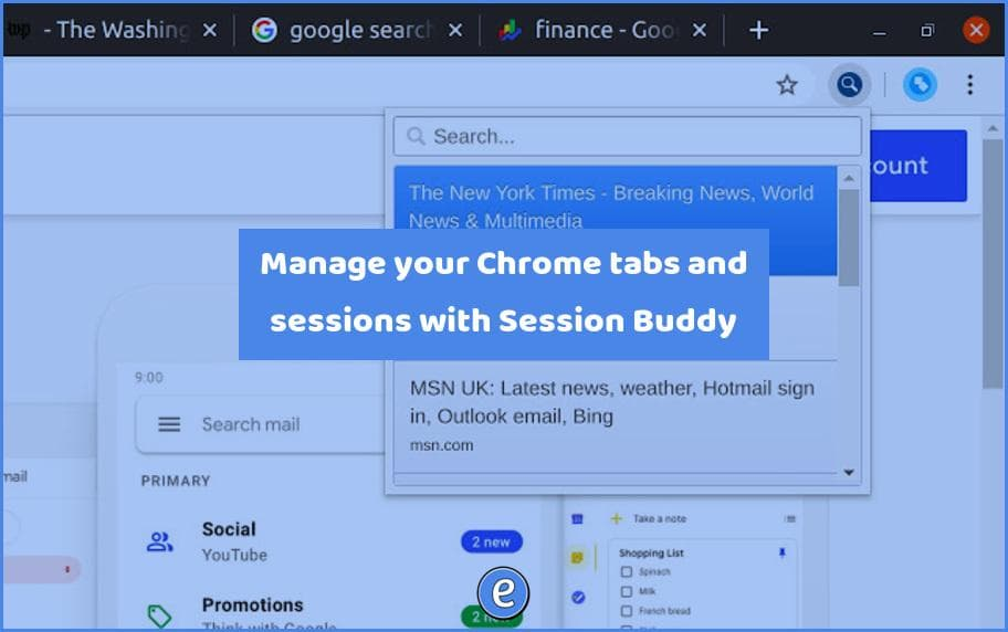 Malware Great Suspender Chrome extension Alternatives