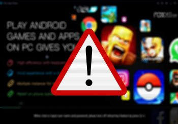 Update service for Android gaming emulator abused to drop malware