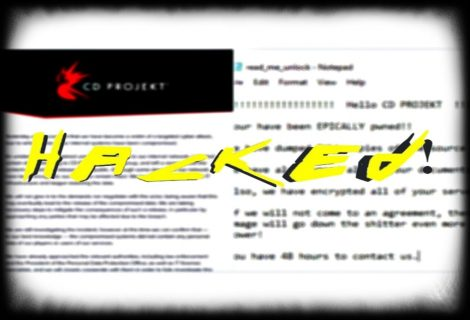 CD Projekt ransomware attack - Cyberpunk 2077 source code allegedly stolen