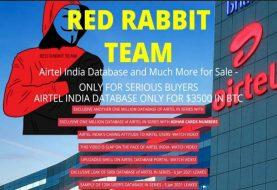 Hackers leak millions of Airtel India user data with Aadhaar numbers
