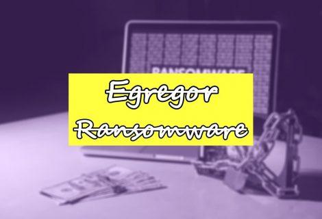 Members of the infamous Egregor ransomware arrested in Ukraine