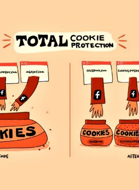 Mozilla releases Firefox 86 equipped with 'Total Cookie Protection'