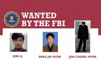 US charges 3 North Korean hackers for extorting $1.3+ billion