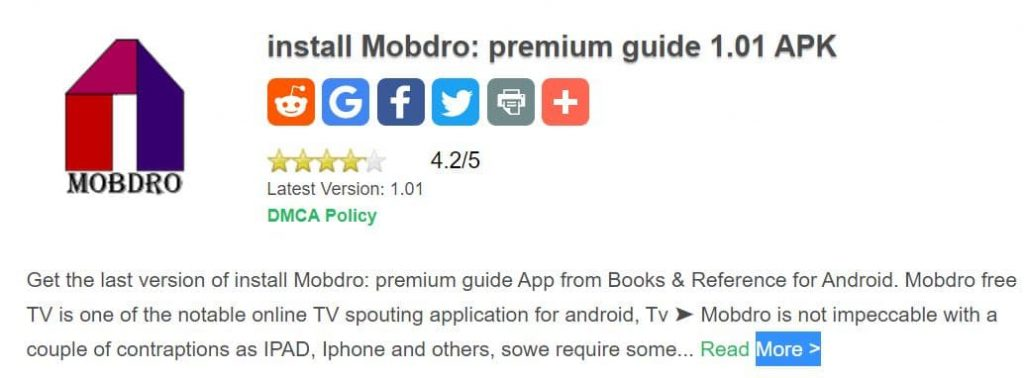 Police shut down illegal video streaming app Mobdro with 100M users