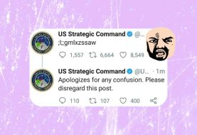 A child sent out gibberish tweet from official US Nuclear-agency account