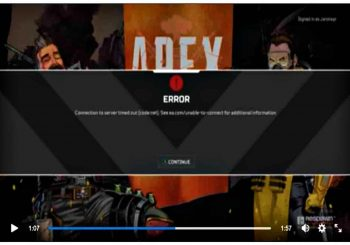 Apex Legend players banned for winning via DDoS attacks