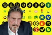 John McAfee Charged with Fraud in Cryptocurrency Scam