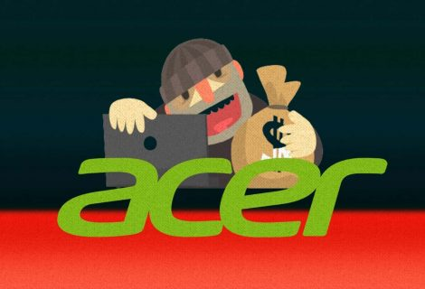 REvil hackers demand $50M from Acer after threatening to leak data