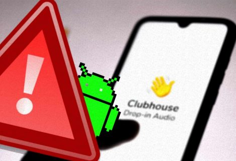 """New malware """"BlackRock"""" disguised as Android Clubhouse app"""