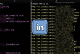 2 scraped LinkedIn databases with 500m and 827m records sold online