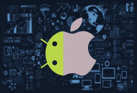 Study: Android sends more data to Google than iOS to Apple