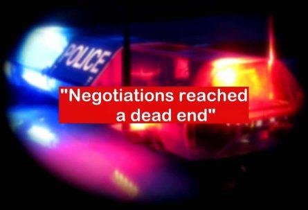 Babuk ransomware gang leaks DC police data as negotiations fail
