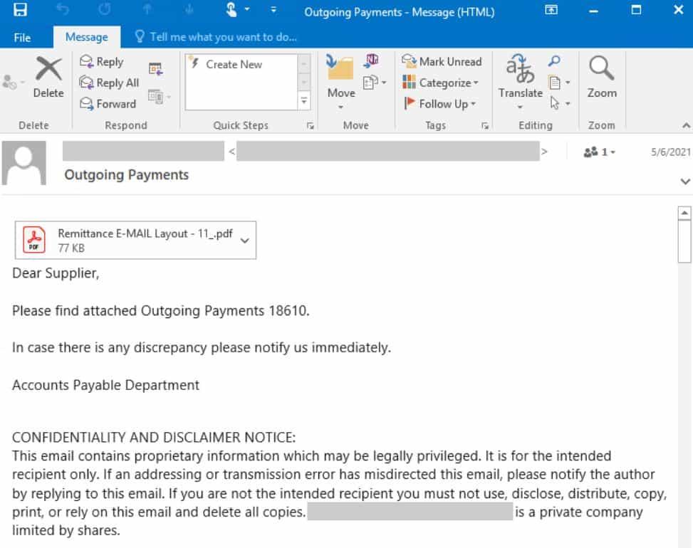 microsoft StrRAT malware as fake ransomware