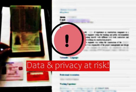 A UK recruitment firm exposed sensitive applicants data for months