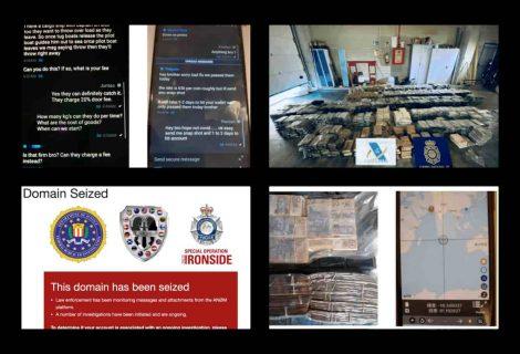 800+ criminals arrested after FBI turned Anom app into honeypot