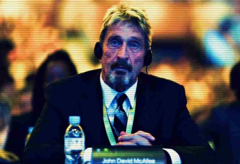 John McAfee has Died in Spanish Prison, Reports