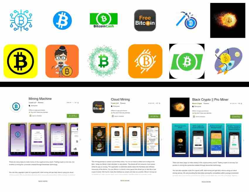 170 fraudulent Android apps scamming cryptocurrency enthusiasts