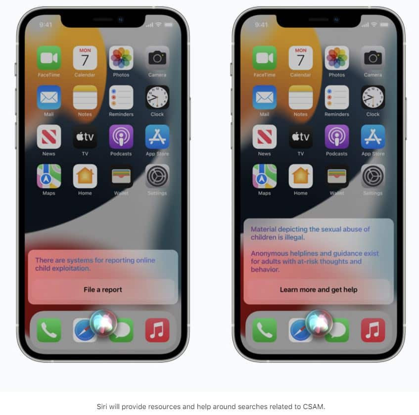 Apple to Scan iPhones in US for Child Sexual Abuse Content