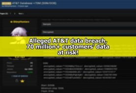 AT&T breach? ShinyHunters selling AT&T database with 70 million SSN
