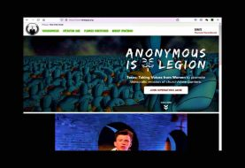 Anonymous hacks Texas Republican Party website against abortion law