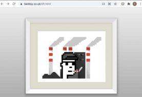 Official website of Banksy hacked for fake NFT scam