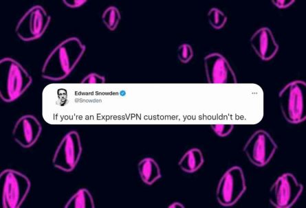 Edward Snowden urges users to stop using ExpressVPN