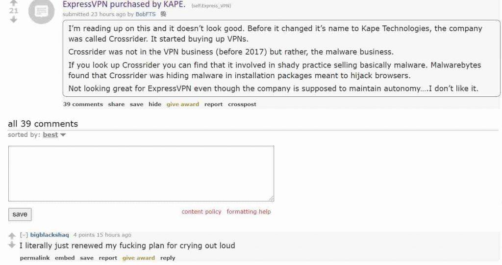 Israeli firm Kape Technologies buys ExpressVPN raising privacy concerns