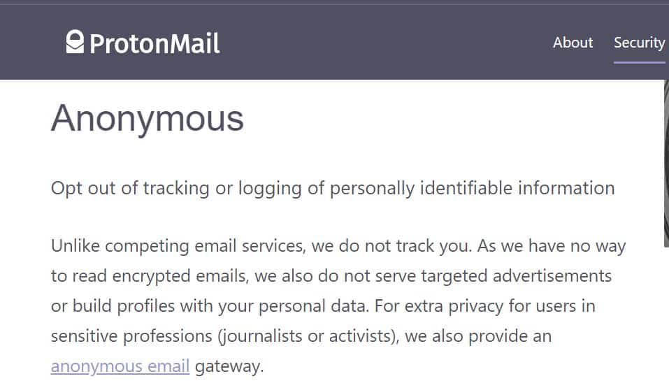 ProtonMail logged, shared activist's IP address with Swiss authorities
