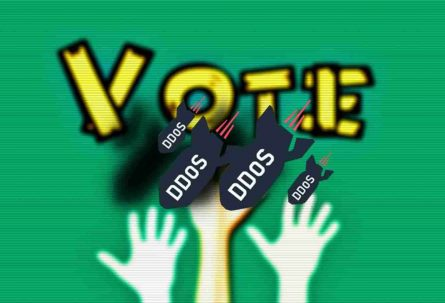 Russian electronic voting system hit by 19 DDoS attacks in one day