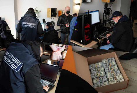 Ransomware gang behind attacks on 100+ companies busted
